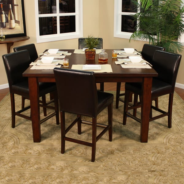 Cameo Counter Height Dining Set By American Heritage