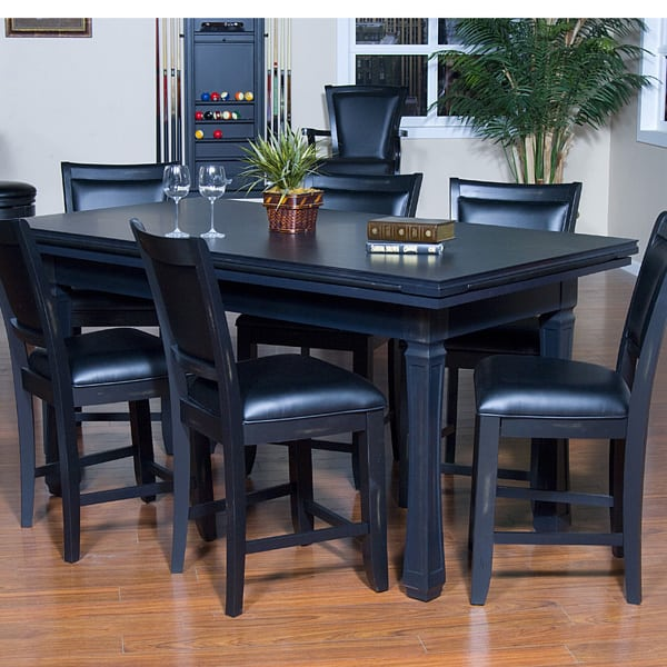 Burlington 3 In 1 Craps Game Table Set With Chairs