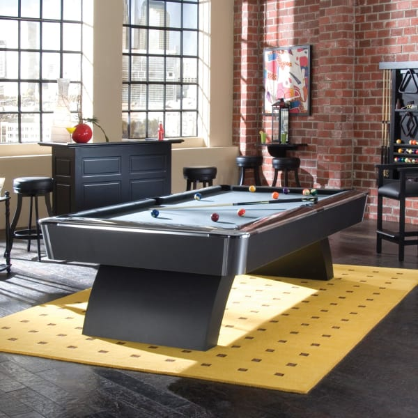 strata pool table from american heritage