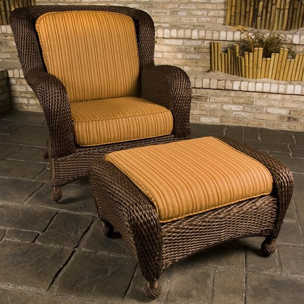 ... Relax In Style On Your Patio With The Key West All Weather Wicker  Collection By Bahama ...