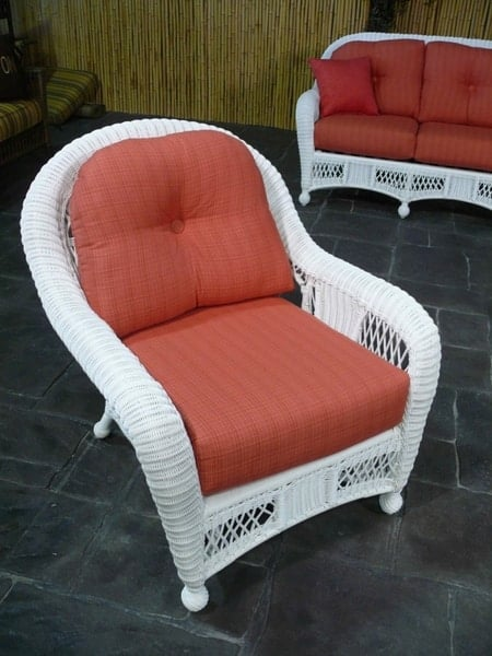 ... Relax In Style On Your Patio With The St. Lucia All Weather Wicker  Collection By ...