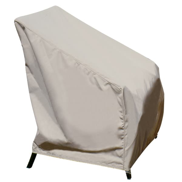High Back Water Resistant Chair Cover