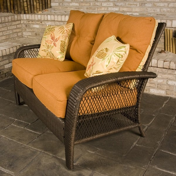 5 Piece All Weather Wicker Martinique By Agio