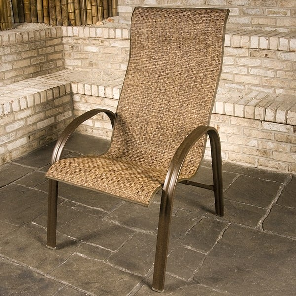 Homecrest patio furniture introduces the palisade for Homecrest patio furniture