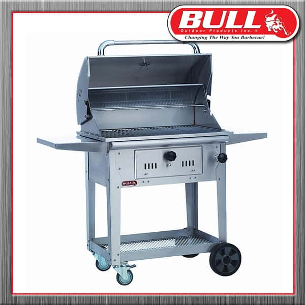 Bison Cart Charcoal By Bull Grills
