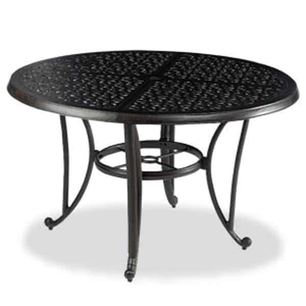 ... Relax In Style On Your Patio With The Madison Sling Dining Collection  By Cast Classics ...