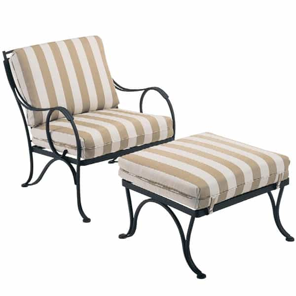 Modesto Deep Seating By Woodard Patio Furniture