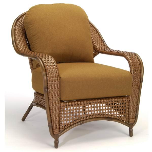 Tuscany Deep Seating Wicker Patio Set Summer Classics