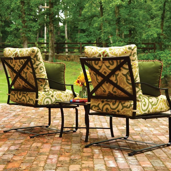 Villano Deep Seating Patio Furniture By Summer Classics