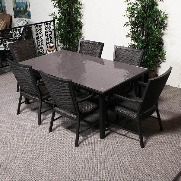 Bella Woven Dining Patio Furniture