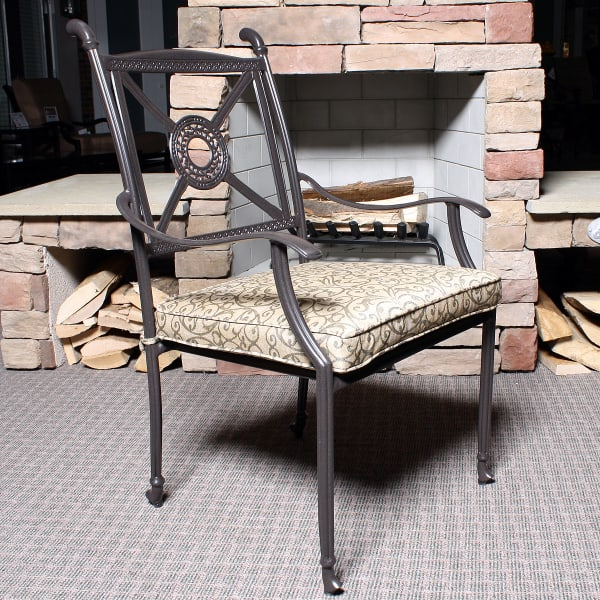 Hampshire 3 Piece Outdoor Bistro Patio Set Leisure Select