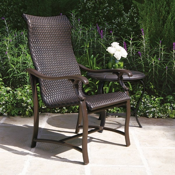 Ravello Woven Patio Dining Set by Tropitone