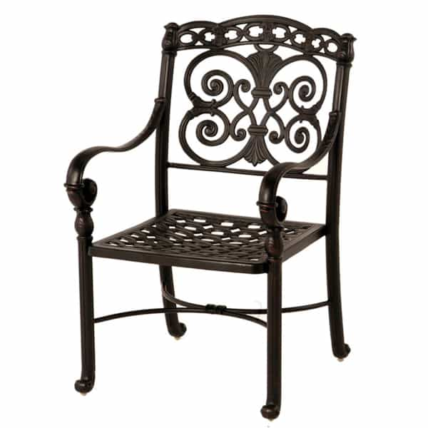 casual patio furniture sienna dining