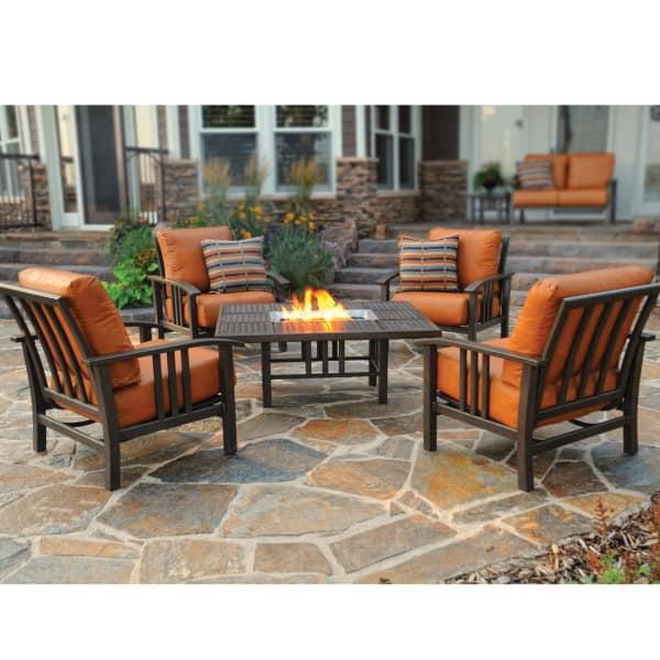 Trenton Deep Seating by Homecrest Patio Furniture