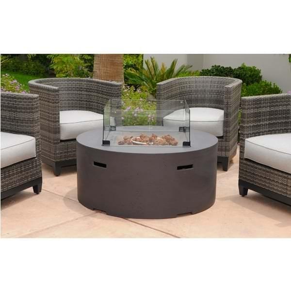 La Danta Fire Pit by Leisure Select