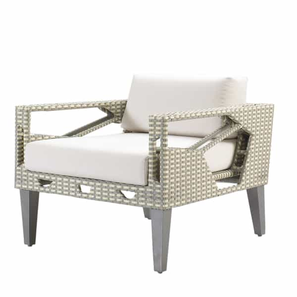 Ultra Modern Outdoor Furniture on Weather Aluminium Outdoor Patio Furniture By Ratana