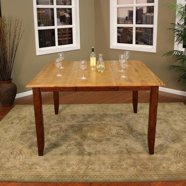 ... Andria Butterfly Counter Height Dining Set By American Heritage ...