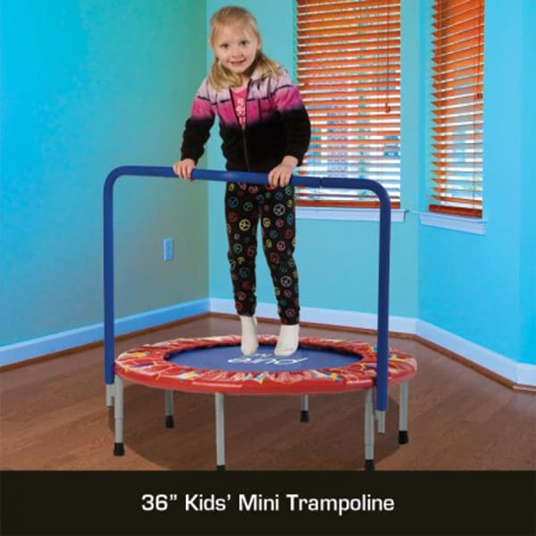 "36"" Kids' Mini Trampoline"