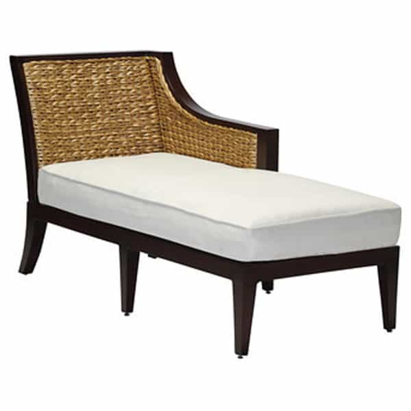Aqua chaise lounge patio furniture by summer classics for Aqua chaise lounge