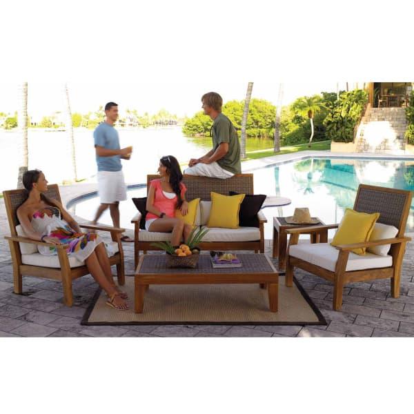 Leeward Islands Deep Seating By Panama Jack Outdoor