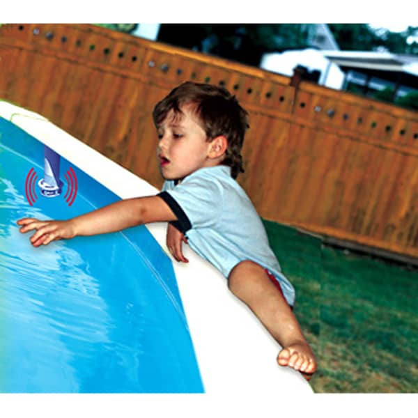 Pool eye above ground pool alarm by smartpool family leisure pool supplies for Cheap swimming pool accessories
