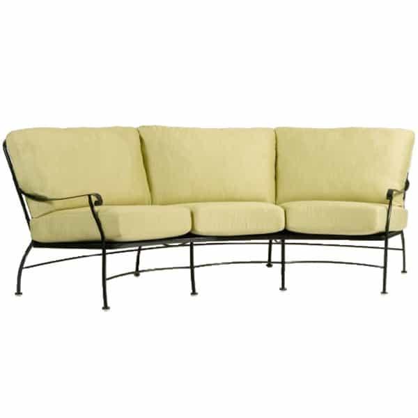 Fullerton deep seating for Deep seating patio furniture