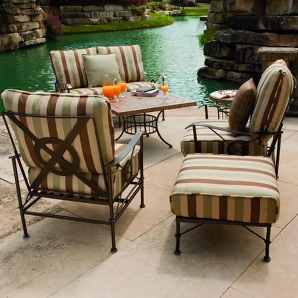 Peyton Deep Seating By Woodard Outdoor Furniture
