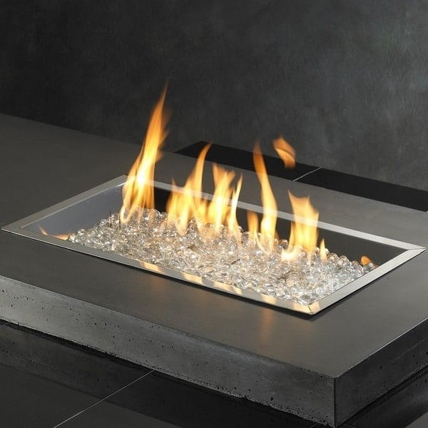 12 X 24 Rectangular Fire Burner