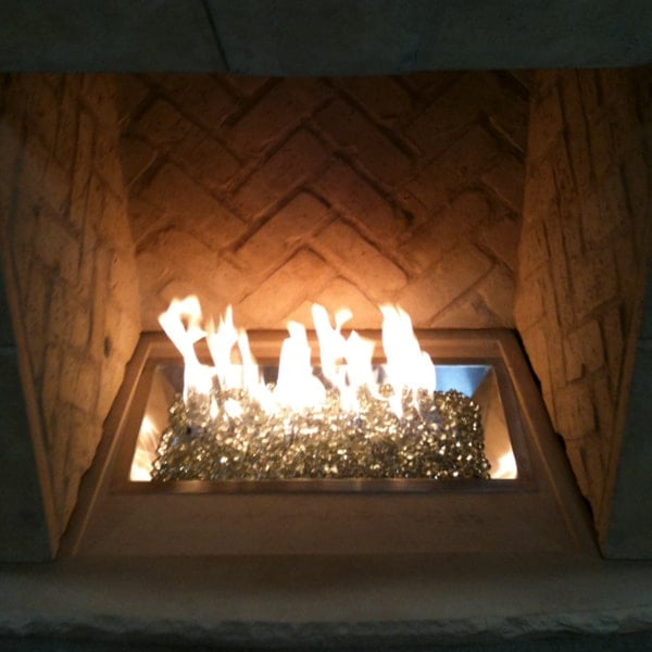 Sonoma Outdoor Fireplace.  Sonoma Gas Fireplace by Outdoor GreatRoom