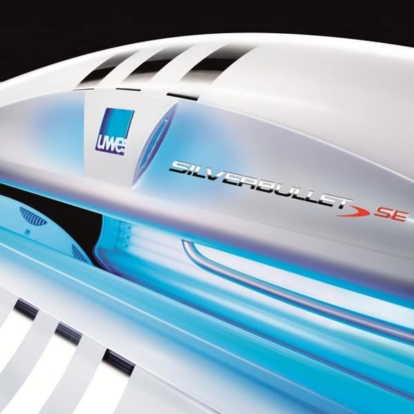 Silverbullet Se Commercial Tanning Bed For Salons By Uwe