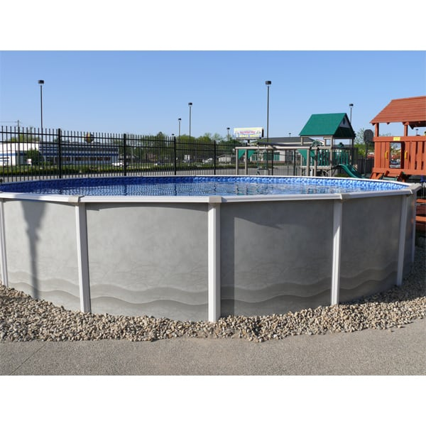 Dynasty Ii 24 X 52 Quot Above Ground Pool By Mighty Sun