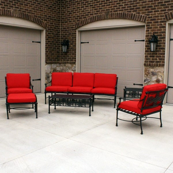 Salina Deep Seating Collection by Leisure Select