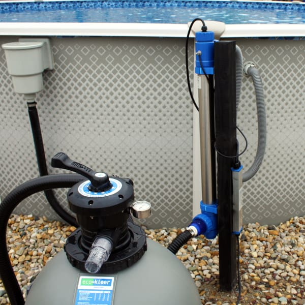Blue Lagoon Pool Uv C Tech System