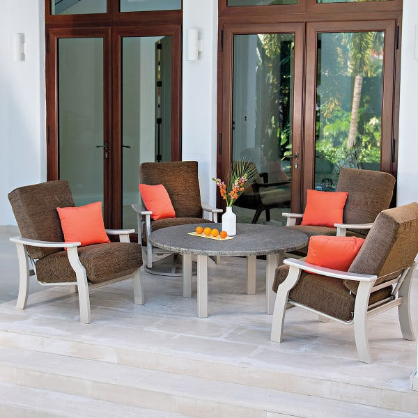 American Family Furniture Warehouse: St Catherine Deep Seating Collection By Telescope