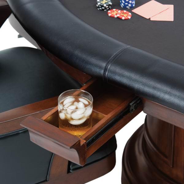 ... Bonavista Pub U0026 Game Table By Howard Miller ...