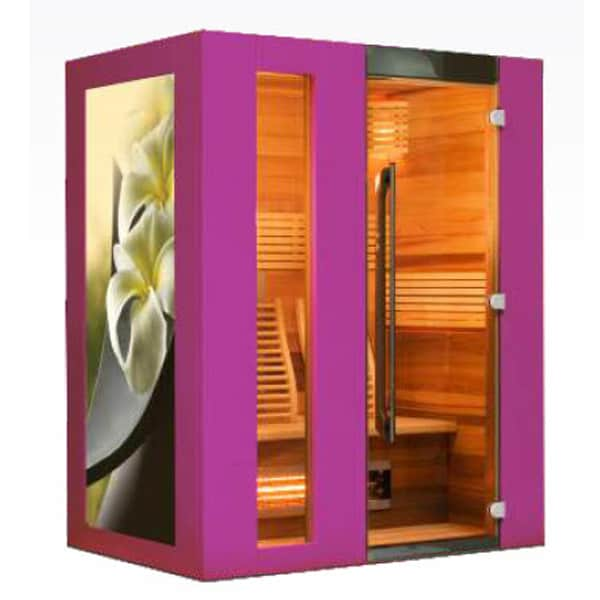 Three Person Intens Infrared Sauna