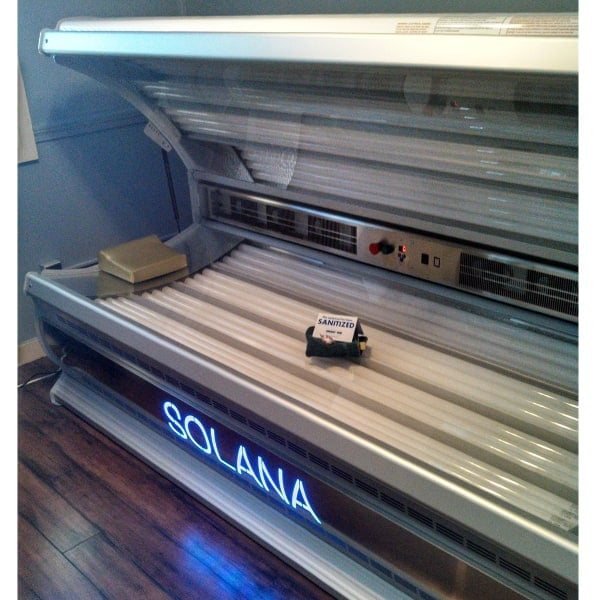 Solana 32 Commercial Tanning Bed By Tanses Technologies