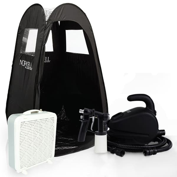 Spray Tan Salon Mobile Spray Kit