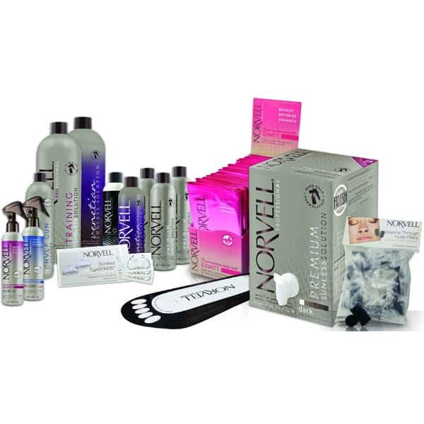 Spray Tan Mobile Arena Kit