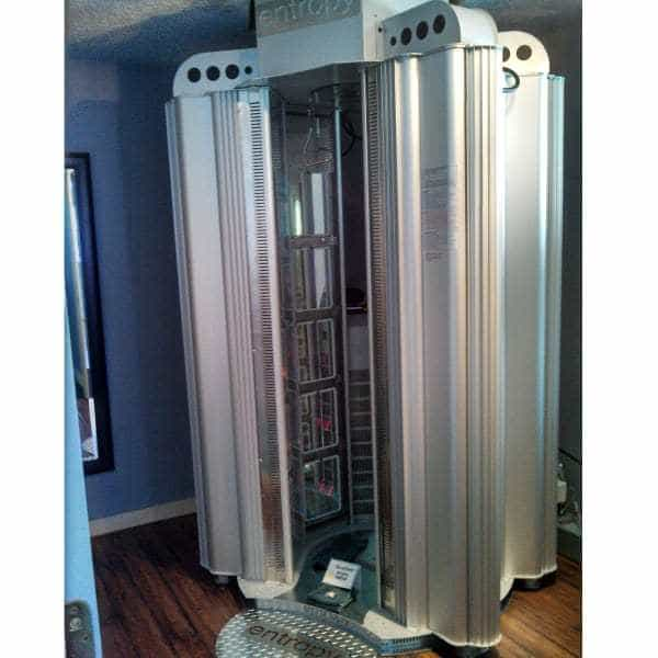 Stand Up Tanning Bed Used