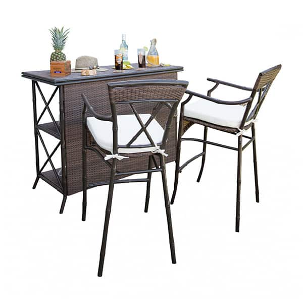 Rum Cay 3 Pc Bar Set