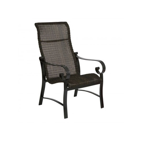 Belden Woven Dining Collection By Woodard Outdoor Patio