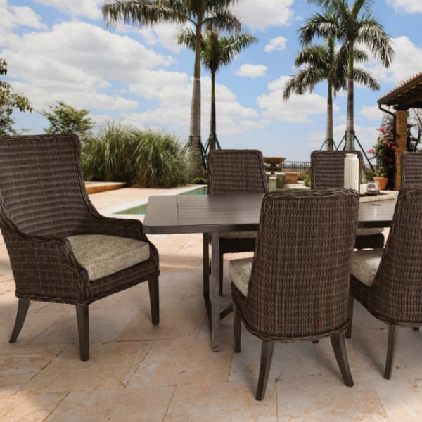 Geneva Dining Collection By Ebel Outdoor Furniture