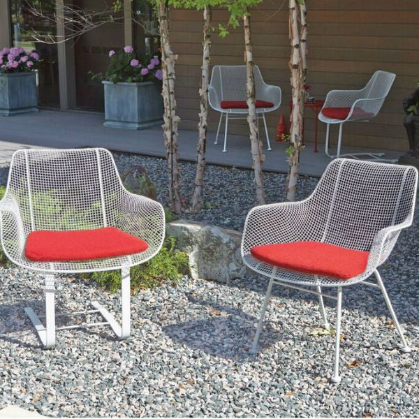 Sculptura Occasional Chair Collection by Woodard