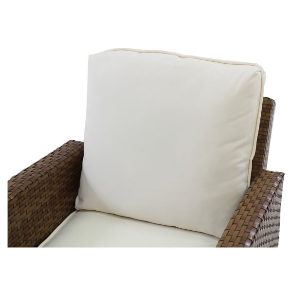 St Barths Recliner Lounge Chair With Cushions
