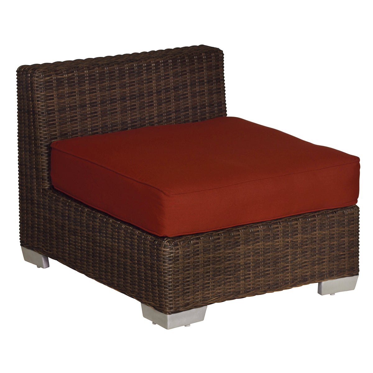 Malibu Deep Seating Sectional - North cape outdoor furniture