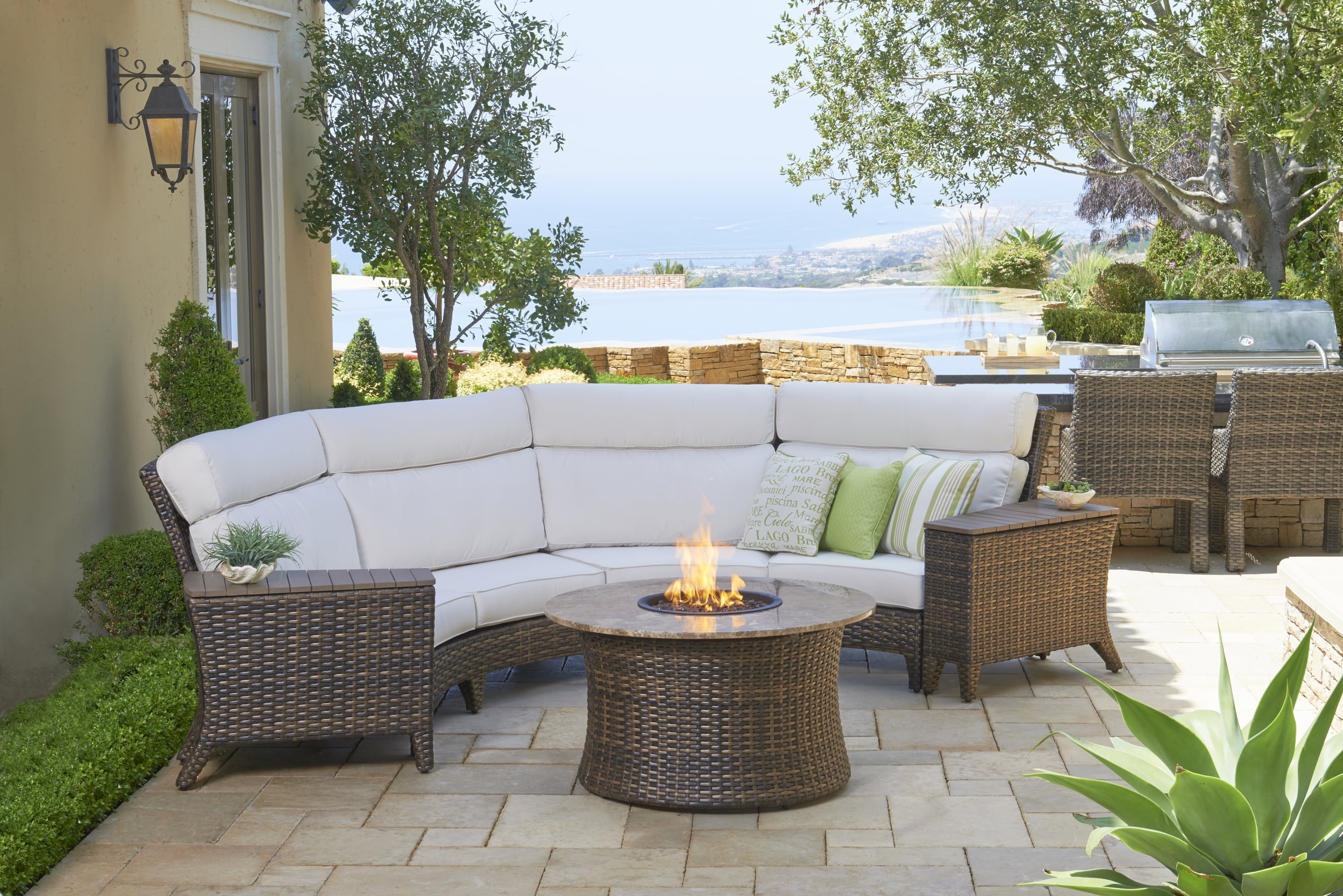 Avant Sectional - North cape outdoor furniture