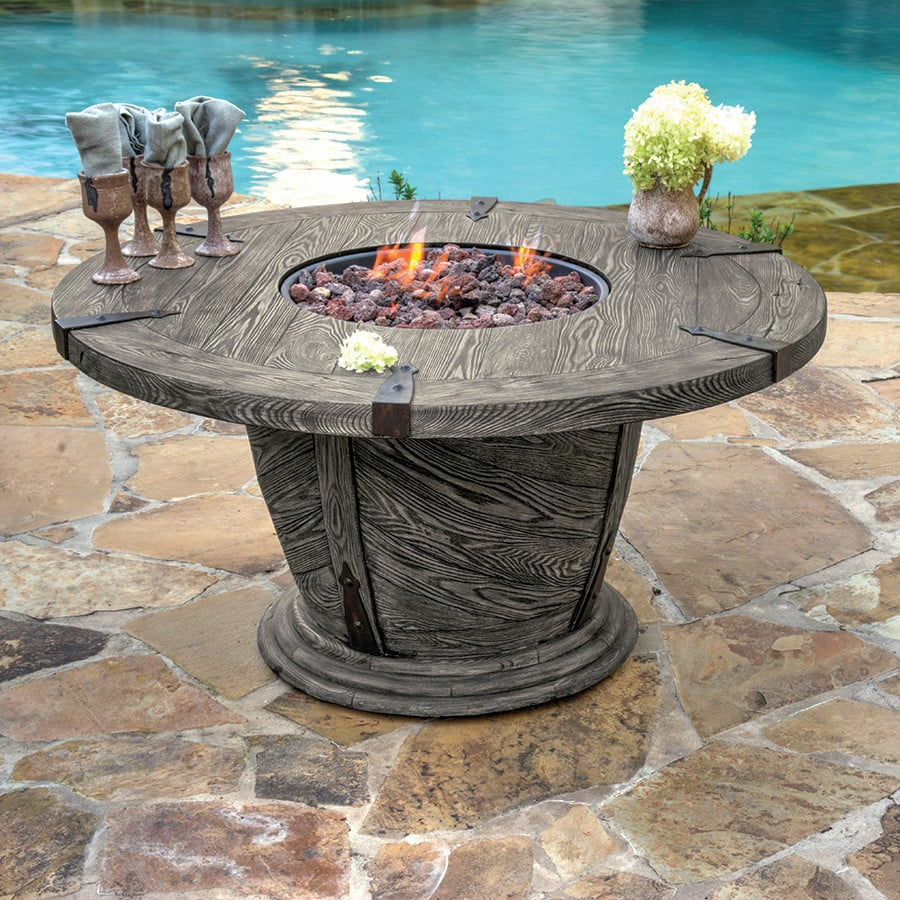 Old World Fire Pit By Foremost / Veranda Classics ...