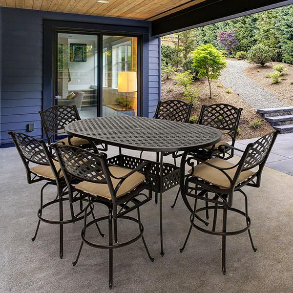 Admirable Palizzi Bar Height Uwap Interior Chair Design Uwaporg