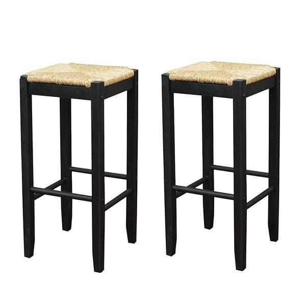 Rattan counter stool Rattan bar stools